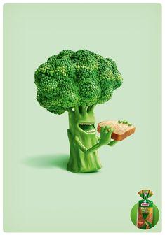 Bueno hasta para el brócoli ;)