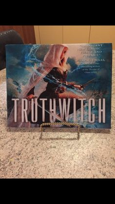 By Waterwitch Maddie - canvas of the USA cover!