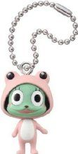 Fairy Tail Deformed Mini Keychain Figure Part 5 - Frosch