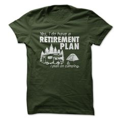 Do you have a RETIREMENT PLAN? then this is perfect for you to show it!