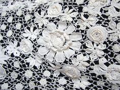 Maria Niforos - Fine Antique Lace, Linens