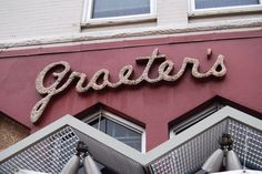 """Cincinnati is home to Graeter's Ice Cream, otherwise known as manna from Heaven."""