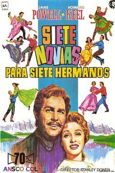 SIETE NOVIAS PARA SIETE HERMANOS