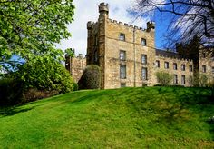 https://flic.kr/p/rxTKUZ | Lumley castle England | Lumley castle, this impressive building is near Chester-le-street in County Durham. It is now a luxury hotel. County Durham, England, UK.
