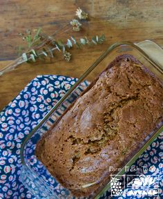 Zucchini Spice Bread - A delicious, easy-to-make, moist zucchini bread recipe
