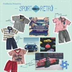 As principais tendências de moda infantil masculina para Primavera 2013