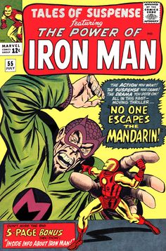 The Daily Kirby: In 1964 Marvel published 152 comics. 105 had Kirby covers and 53 had interior Kirby art totaling 983 pages. 2 reprinted 40 Kirby pages. Old Comic Books, Vintage Comic Books, Marvel Comic Books, Comic Book Artists, Vintage Comics, Comic Book Covers, Marvel Characters, Vintage Art, Marvel Comics