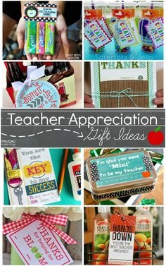 Teacher Appreciation Printables - These Teacher Gift Ideas with Pun for Teacher Appreciation Week or Just Because. #FrugalCouponLiving #printables #freeprintables #teacherappreciationweek #teacherappreciationday #teachergiftideas #giftideas #giftguides #teachergifts #printables