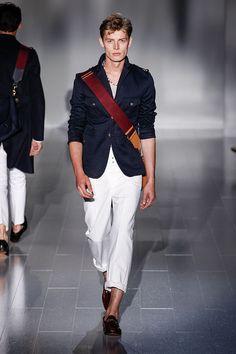Gucci Spring-summer 2015 - Menswear