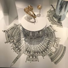We stopped by the Cartier jewelry preview yesterday and were blown away by the beautiful jewelry and the setting.  The new collections are inspired by the architecture, city strolls, and the colors of Paris. I not only loved the gorgeous jewelry but the architectural drawings around the displays.  I told them they should use them […]