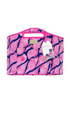 804b3748b1d41e Lilly Pulitzer Beverage Bucket Pink Colony Pink *** You can find out ...