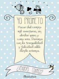Láminas personalizadas para Bodas!  http://nosoloilustracion.wordpress.com/2013/02/18/invitaciones-de-boda-mas-lamina-personalizada-de-regalo/