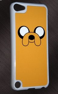 iPod Touch 5th generation Adventure Time Jake Print