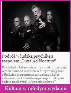 Wieści muzyczne na www.debiutext.eu