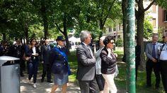 """#Veneto: #Festa della polizia Sanna: \""""Riprendiamoci l'area di via Piave noi diamo l'esempio\"""" da  (link: http://ift.tt/1OP9GES )"""