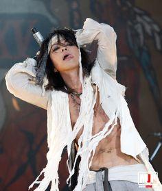 "vampsbloodandrocknroll: ""  VAMPS BEAST PARTY 2015 Live Report ~ English ~ http://www.musicjapanplus.jp/specialfeatures/12376/vamps-live-2015-beast-party-makuhari-kaihin-kouen-beach-stage/ "" toss me the lysol"