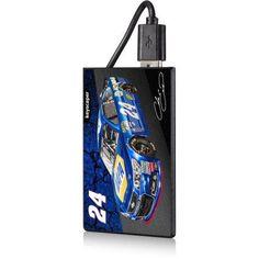 Chase Elliott 24 Napa 2200mAh Credit Card Powerbank by Keyscaper, Multicolor