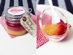 Mango Himbeer Marmelade