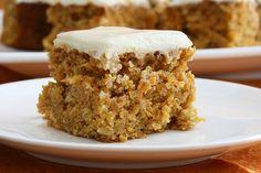 Recipe: Mom's Carrot Cake
