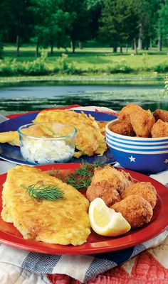 Use this #recipe for hush puppies for your next fish fry!