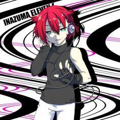 Hiroto Kiyama-Inazuma Eleven-Headphones Guy