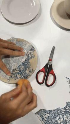 traspasoceramica.gif Ceramic Clay, Pottery, Gallery, Tableware, Rice Paper, Paper Envelopes, Ceramica, Dinnerware, Roof Rack