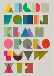 Block Colored Playful Child modern type. color makes it 70's but block type makes it more contemporary