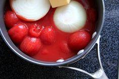 Rajčatová omáčka podle Marcelly Hazan 2, Foto: All