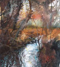 Amazon.fr - Experimental Landscapes in Watercolour - Ann Blockley - Livres