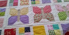 Podunk Pretties: Flit and Flutter Friday Patchwork Quilt Patterns, Applique Quilts, Quilting Board, Scrap, Friday, Butterfly, Blanket, Pretty, Fun