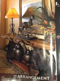 Western decor | For the Home
