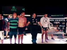 Alisson Vicente Vs. Jardel Fanzioni (Gladiator Combat Fight 18)
