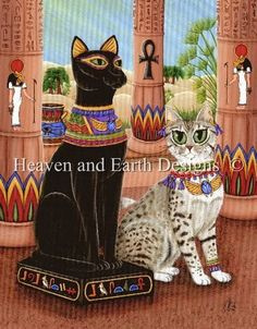 Temple of Bastet- Carrie Hawks