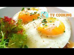 Amazing fried eggs skills - YouTube