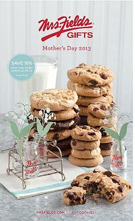 Mrs. Fields Mothers Day Catalog Preview