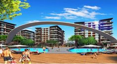 Real estate services are available in Turkey