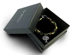 Tree of Life Clasp Bracelet by NouveauYourself on Etsy