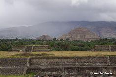 Pyramids of Teotihuacán