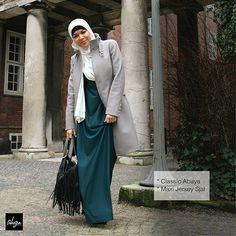 Modern Abaya & Hijab