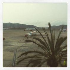 #CamilaRaznovich Camila Raznovich: Hasta pronto...Ibiza! #goodbye #ibiza #summertime #flight