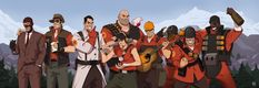 """kredous: """" Happy 10 anniversary, Team Fortress! Live long and prosper! For me you always will be more than just a game. I can't find a word to describe how I adore this game. Team Fortress 2 influenced on me and my life in common. To this very day..."""