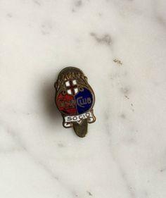 Distintivo primo '900 socio Genoa Club