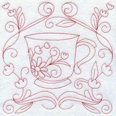 Designs máquina de bordar na Biblioteca Bordados! - Novo esta semana