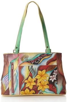 top handle bags  Anuschka 449 TRL Tote ae84d713d7cfa