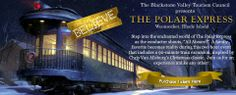 Polar Express Rhode Island Blackstone Valley New England Train Ride