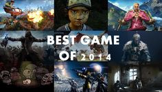 Now's your chance to vote for your best game of 2014 here at Cultured Vultures! What's your choice?