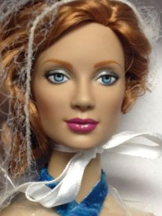 "Tonner Tyler Wentworth 16"" 2005 ""Aqua Angelina"" NRFB Very Hard to Find in Dolls & Bears, Dolls, By Brand, Company, Character 