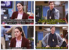 Brooklyn Nine-Nine Jake & Amy