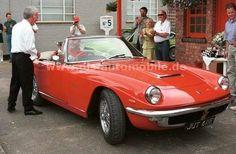 Herando - Maserati Mistrale Spyder, one of 12 RHD Ferrari California, Classic Sports Cars, Maserati, Bmw, Vehicles, Autos, Convertible, Automobile, Car