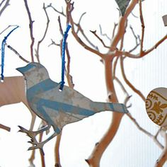 Awesome Bird Ornaments